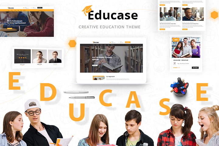 Educase Premium WordPress Theme